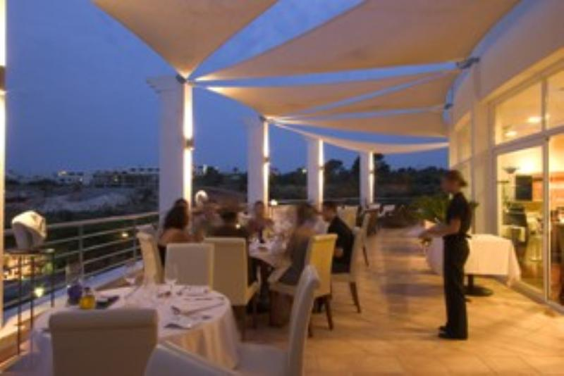 The Cala Vista Tapas Restaurant at the Yacht Club Cala D'Or