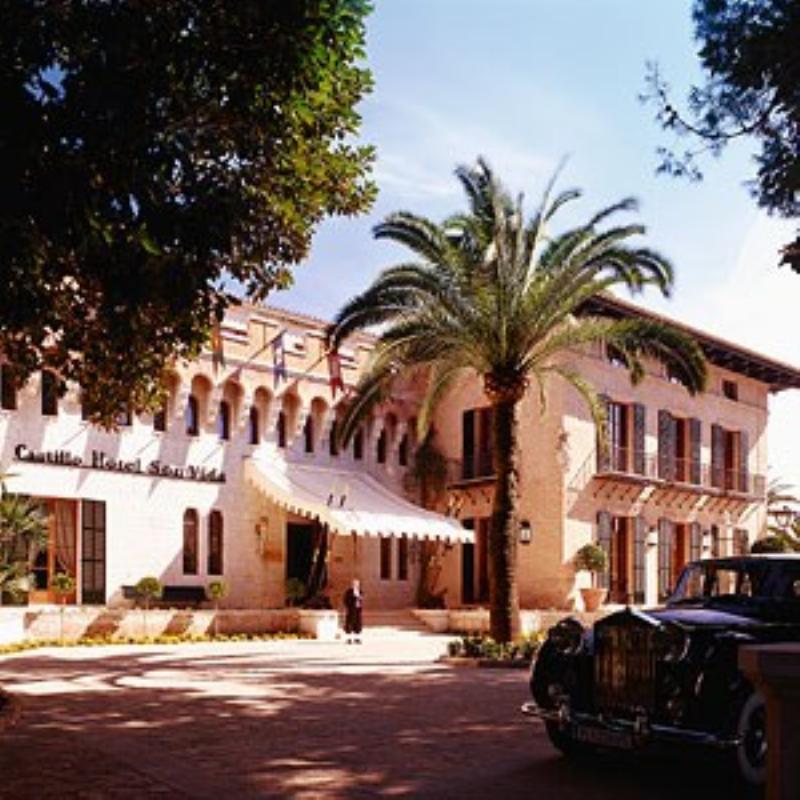 Castillo Hotel Son Vida, Es Castell