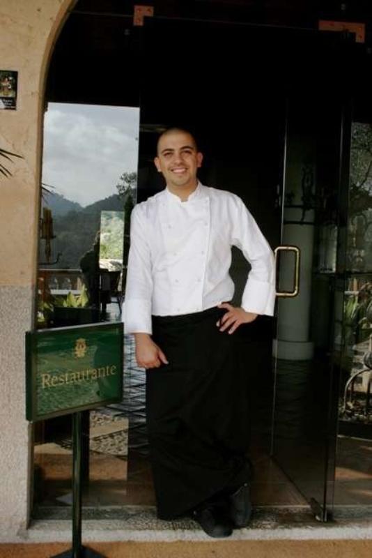 Chef Manu Pereira