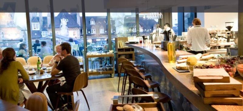Ashmolean Cafe Menu