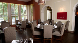 The Cotswold Lodge Hotel, 66a Restaurant
