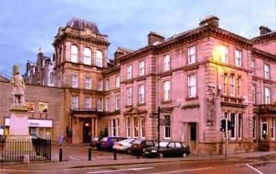 The Royal Highland Hotel, Ash Restaurant