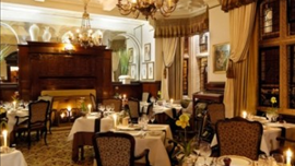 Cheneston's Restaurant, The Milestone Hotel