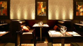 The Restaurant at the Mandolay Hotel