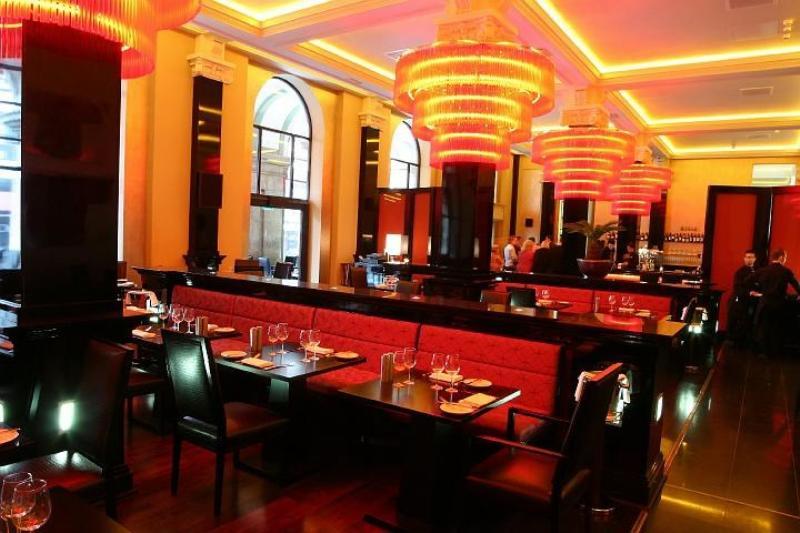Opus One Bar and Restaurant, Radisson Blu Edwardian Hotel Manchester