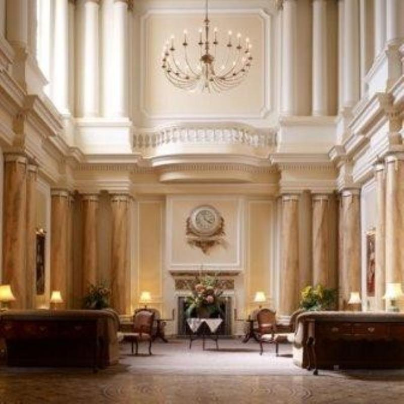 Great Hall - The Grand Hotel, Garden Restaurant