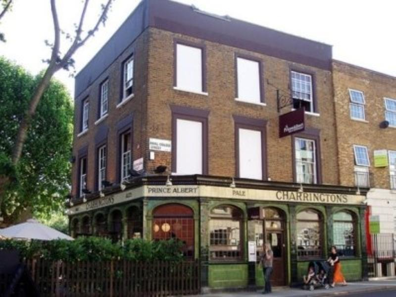 The Prince Albert Bar & Restaurant