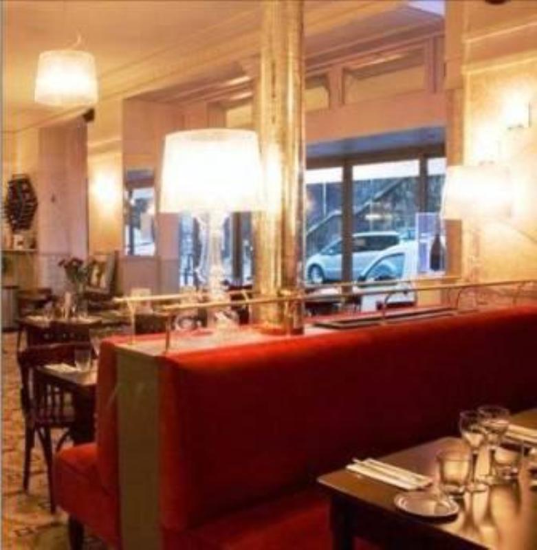 Interior, Beaujolais d'Auteuil, Paris, France