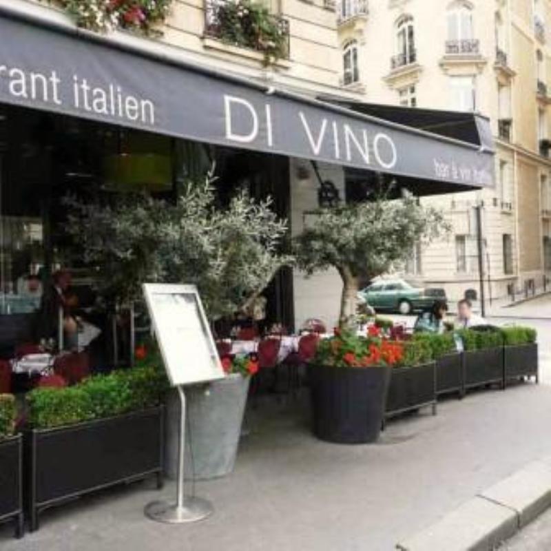Di Vino, Paris, France.
