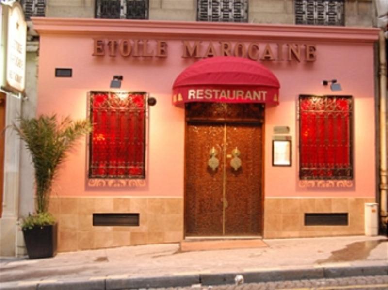 L' Etoile Marocaine, Paris, France.