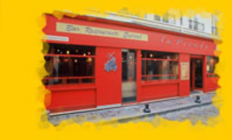 La Pirada restaurant, Paris