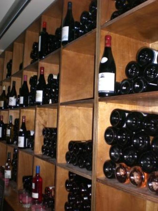 Interior , Le vin qui danse, Paris, France.