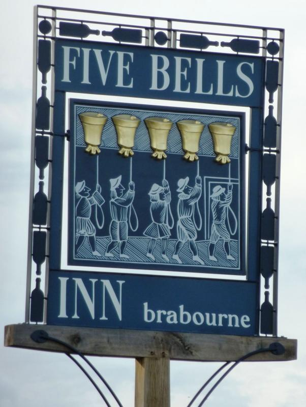 The Five Bells Brabourne