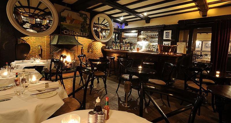Wheeler's of St James, Chequers Inn