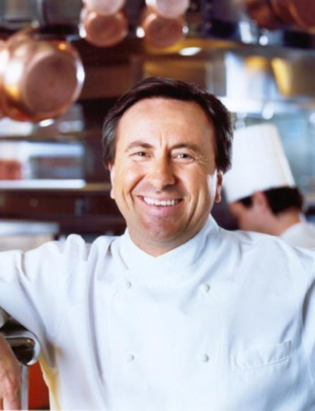Bar Boulud - Renowned Michelin star chef Daniel Boulud
