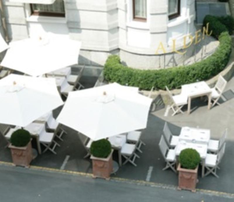 Outside view, Hotel Alden, Zürich