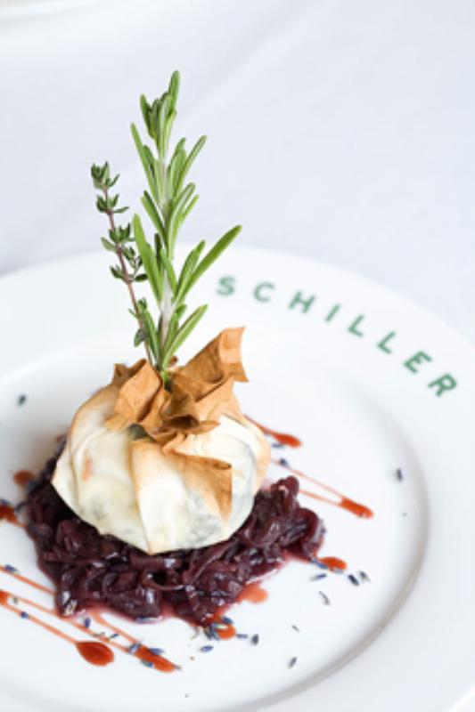Brasserie Schiller + Goethe Bar, Zürich