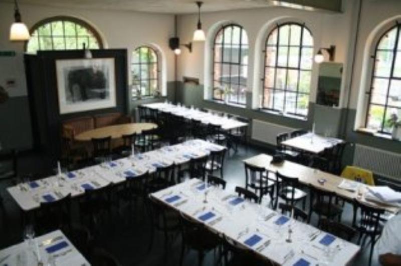 Restaurant Dampfzentrale, Bern