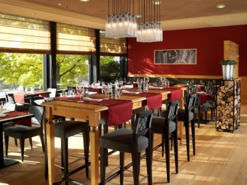 Restaurant eCHo im Marriott Hotel, Zürich