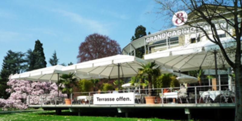 Innenansicht, Grand Casino Baden, Aargau