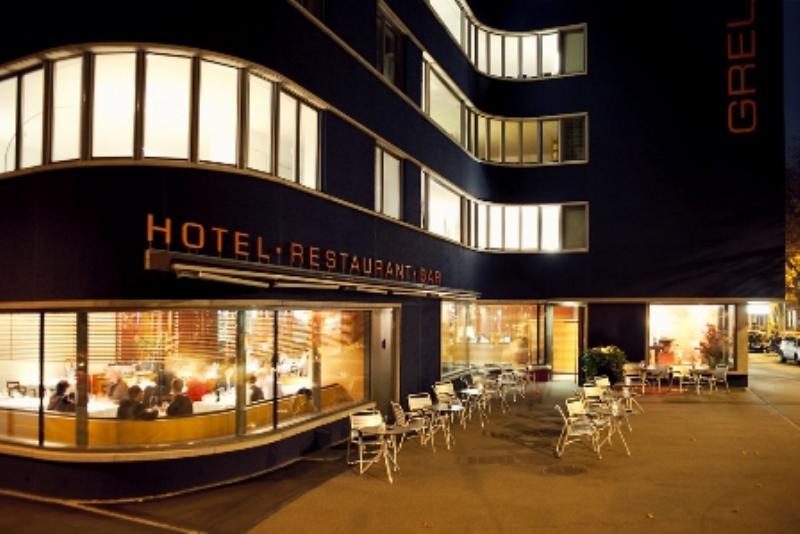 Hotel Restaurant Bar Greulich, Zürich
