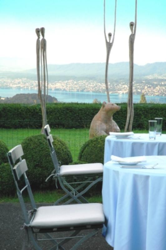 Restaurant R21 im Hotel Zürichberg