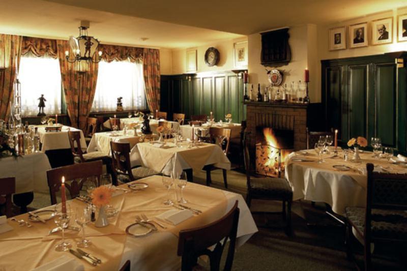 Restaurant Wilden Mann Stube, Romantik Hotel Wilden Mann, Luzern