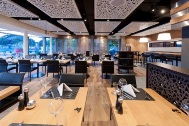 The Steakhouse, Marina Lachen,  Lachen