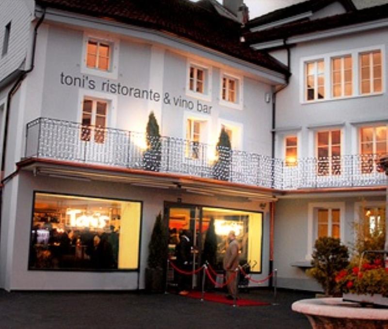 Toni's Ristorante, Biel