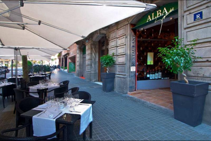 Exterior, Alba Granados, Barcelona, España