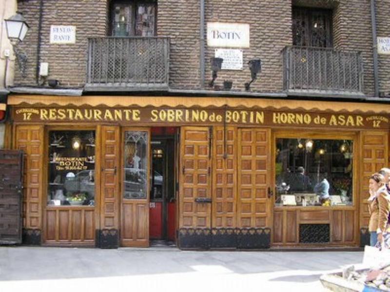 Exterior, Botin, Madrid, España