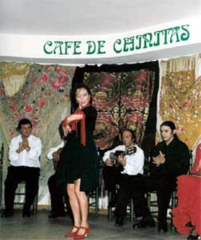 Interior, Cafe de Chinitas, Torija, Madrid