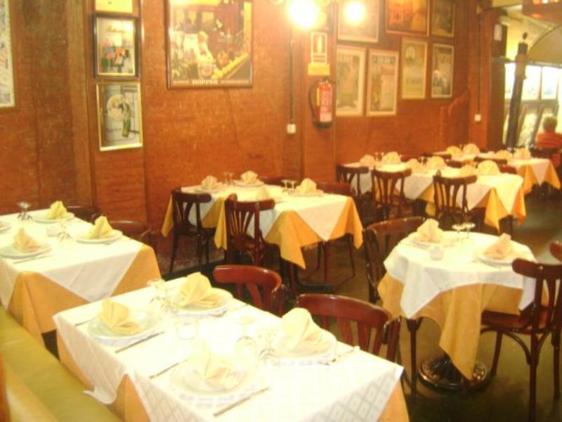 Interior, Caffé Di San Marco, Barcelona, España