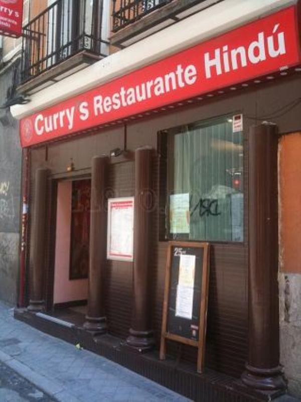 Exterior, Curry's, Madrid, España
