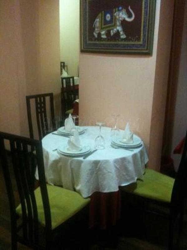 Interior, Curry's, Madrid, España