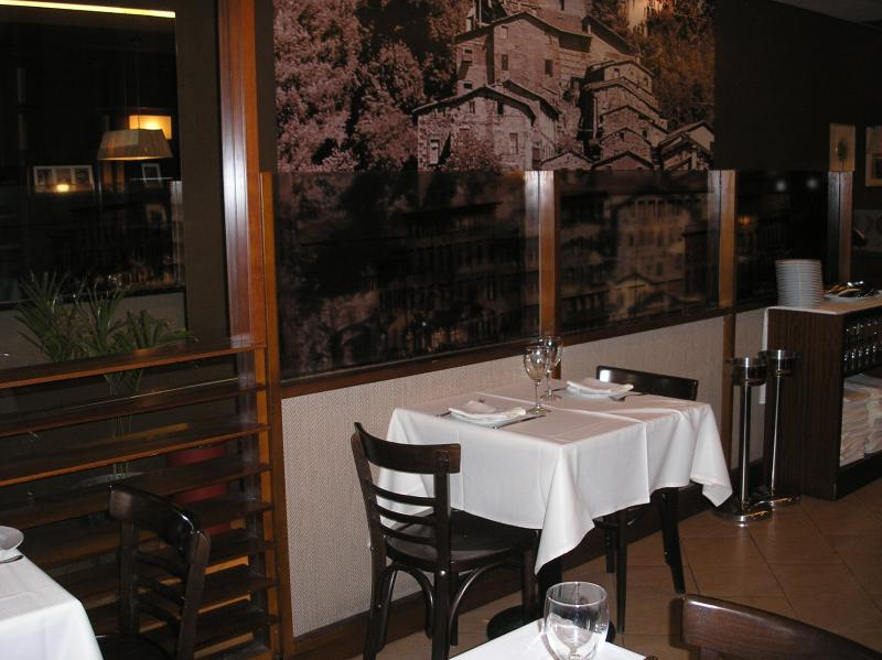 Interior, Di Bocca, Madrid, Spain