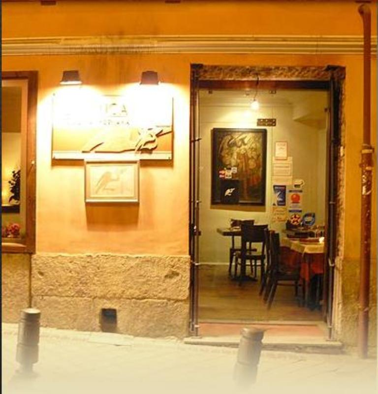 Exterior, El Inca, Madrid, Spain