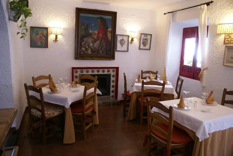 Interior, El Mirlo Blanco, Mijas, Málaga, España