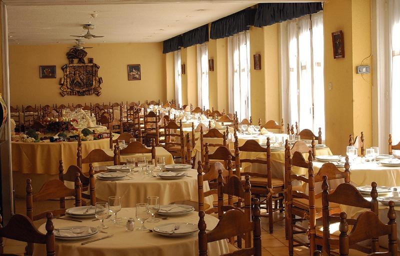 Interior, El Principado, Madrid, Spain