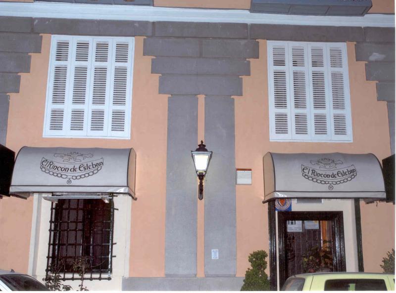 Exterior, El Rincon de Esteban, Madrid, Spain