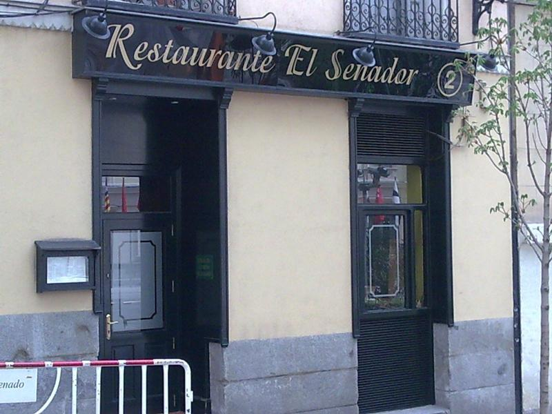 Exterior, El Senador, Madrid, Spain