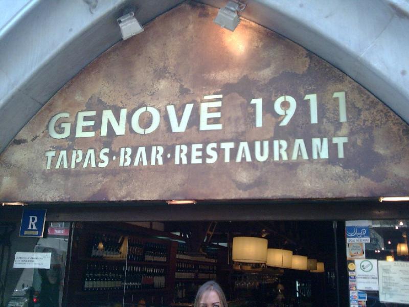 Exterior, Genovè1911, Barcelona, Spain