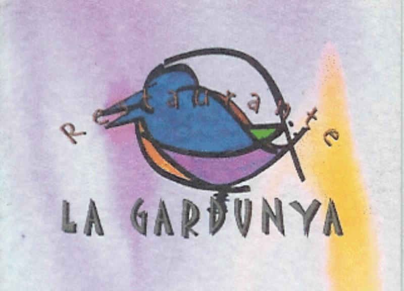 Logo, La Gardunya, Barcelona, Spain
