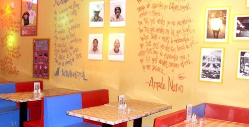 Interior, La Panza es Primero Argüelles, Madrid, Spain