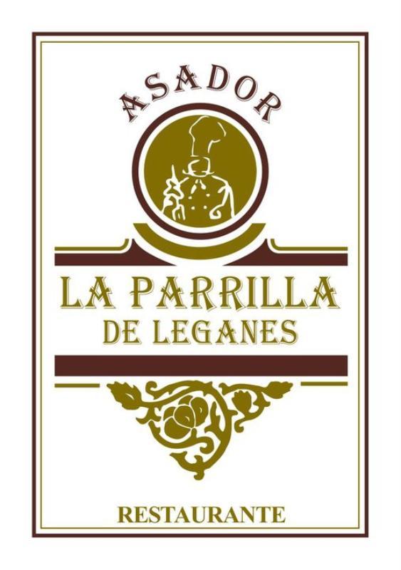 Logo, La Parrilla de Leganes, Leganes, Madrid, España