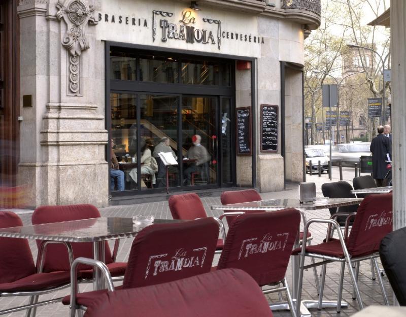 Exterior, La Tramoia, Barcelona, Spain
