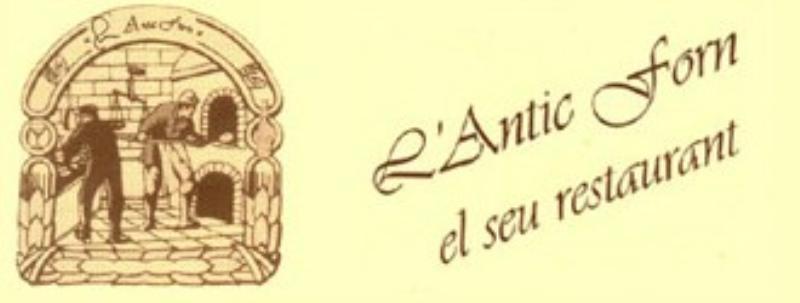Logo, L' Antic Forn, Barcelona, España