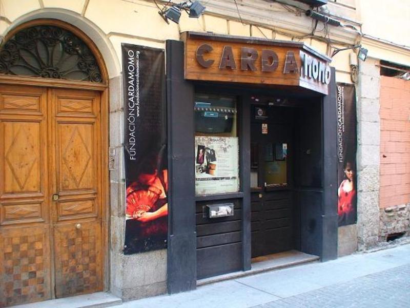 Exterior, Tablao Flamenco Cardamomo, Madrid, España