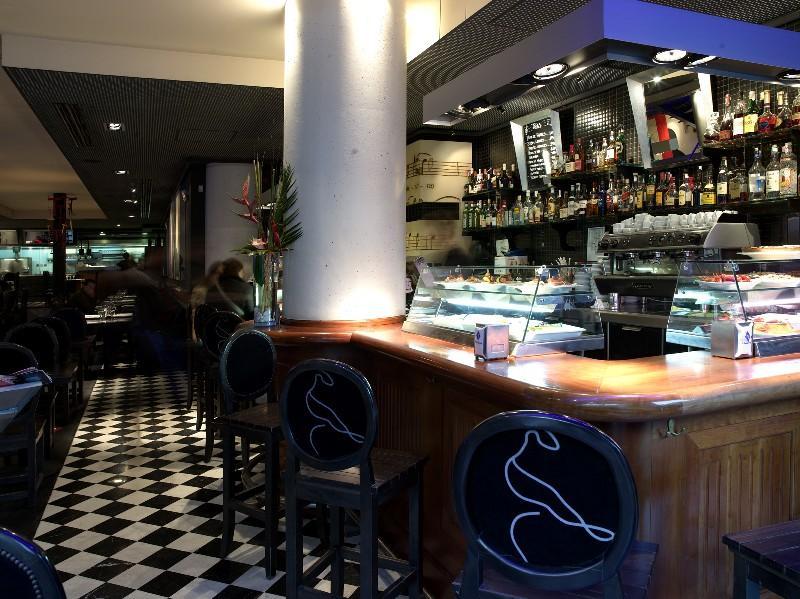 Interior, Trobador Rambla Catalunya, Barcelona, Spain