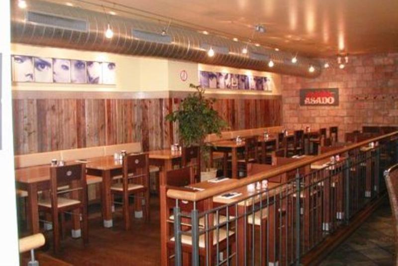 Inside, Asado Steak Leopoldstraße, München